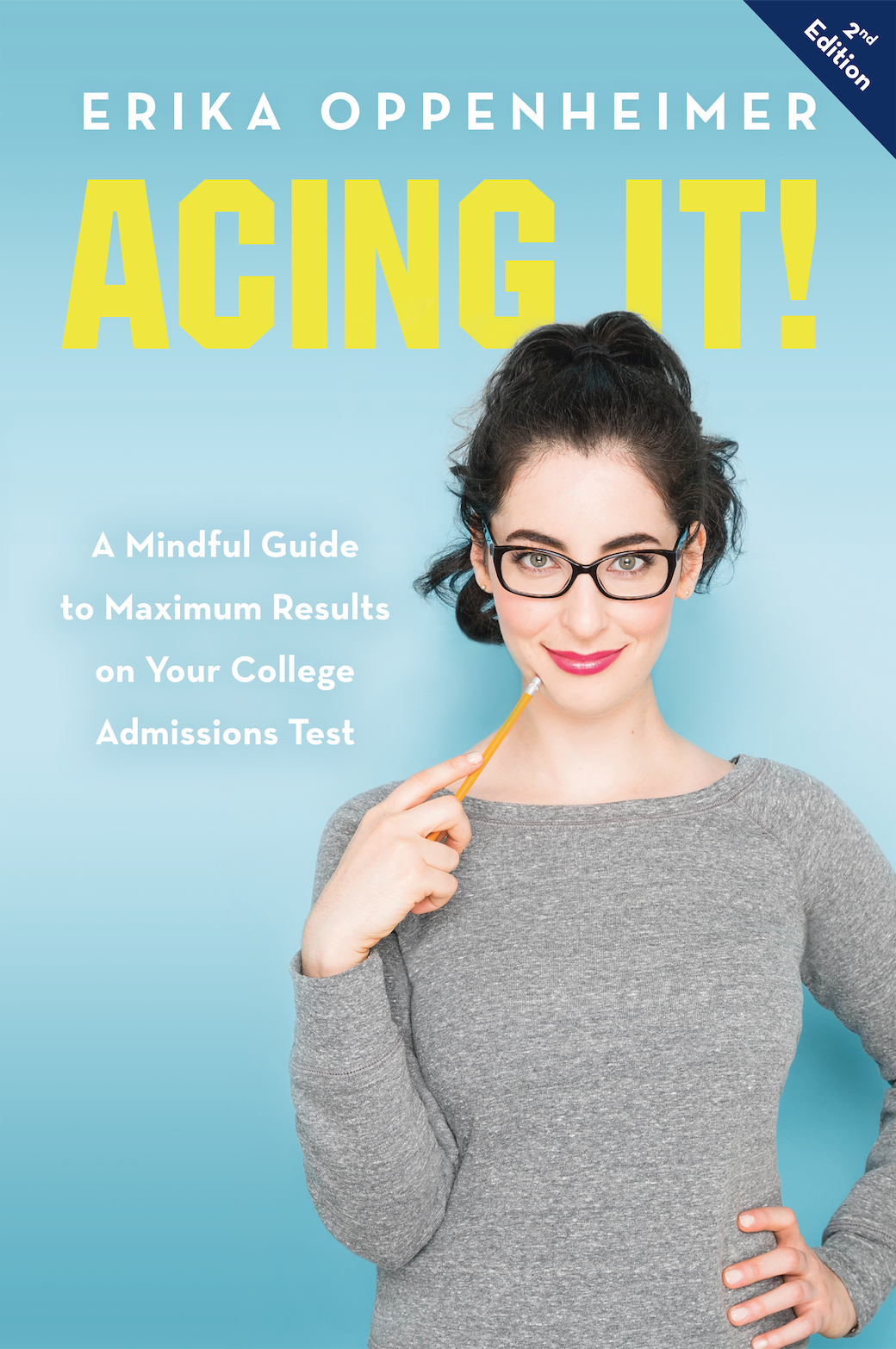 Acing It! Book Cover