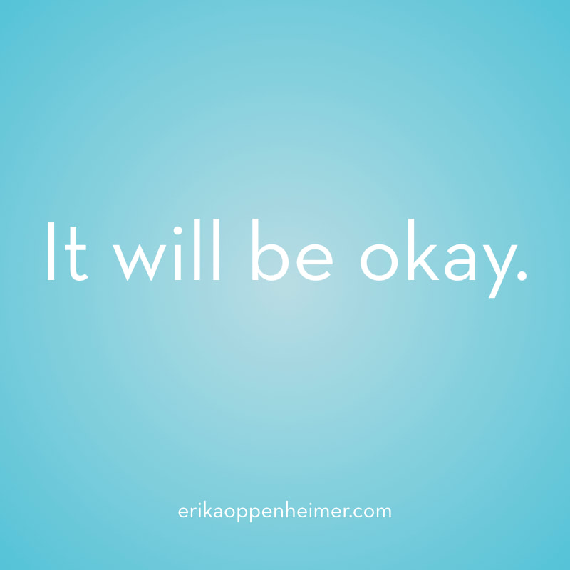 It will be okay. // erikaoppenheimer.com / My Thoughts on the New SAT